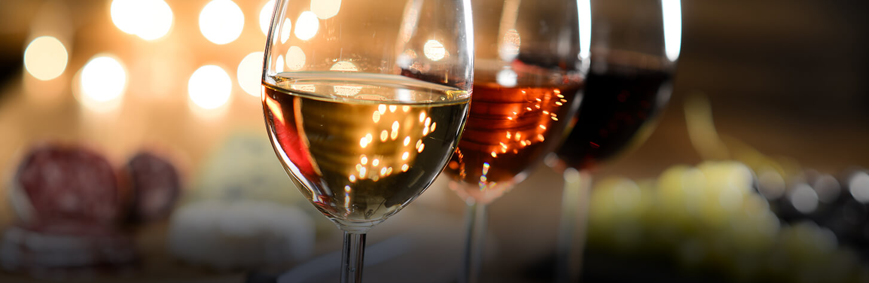 Notre gamme de vins tranquilles